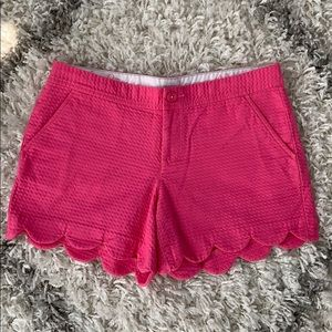 Lilly Buttercup jacquard Shorts
